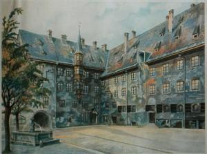 Artistas aficionados famosos Hitler 4