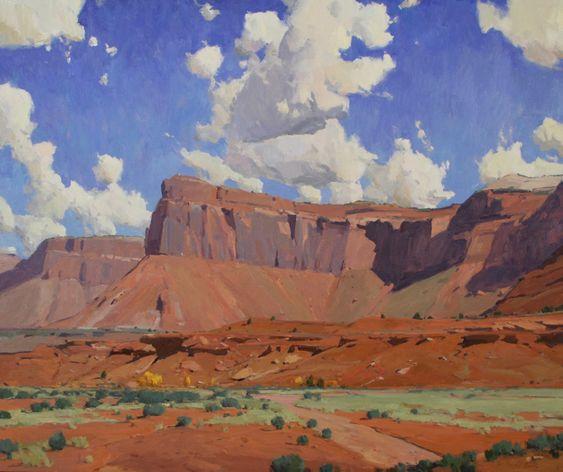 Cuales son las cuatro perspectiva necesarias para pintar bien paisajes