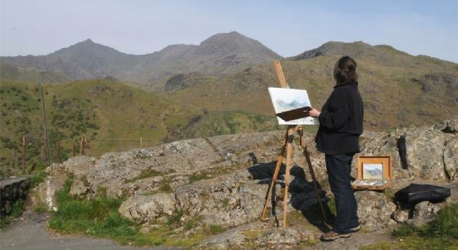 como pintar paisajes 2