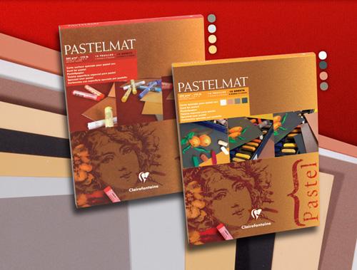 Mejora tus pasteles y dibujos de forma sorprendente con Pastelmat: un papel único