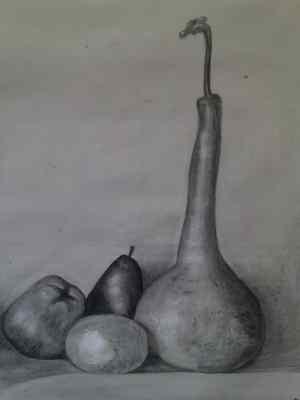 2 Dibuja un bodegón al claroscuro