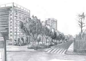 8 Dibujar en la calle